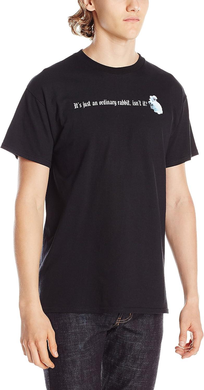 Liquid Blue Men's Monty Python-Killer Rabbit T-Shirt