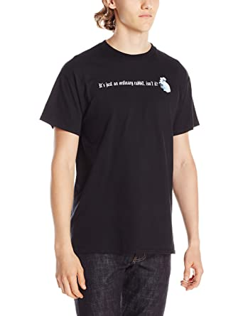 89dc81bee Amazon.com: Liquid Blue Men's Monty Python-Killer Rabbit T-Shirt ...