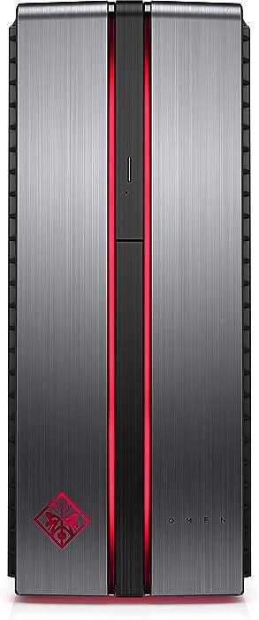 HP Omen 870-213w Desktop PC (256GB+ 1TB Hard Drive i7-7700) Windows 10