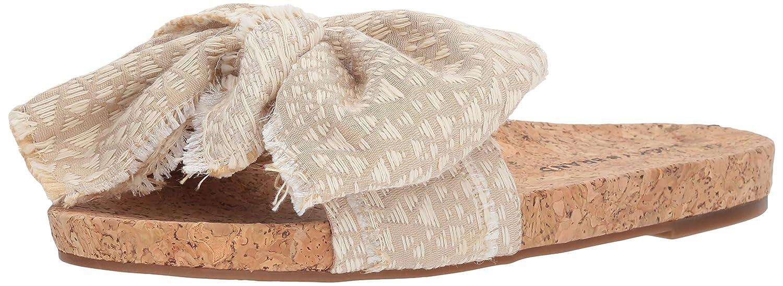 Lucky Brand Women's Floella Slide Sandal B077G7CYJJ 10 M US|Travertine