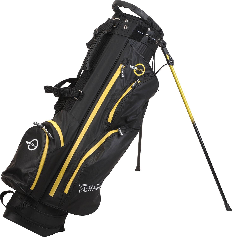 Spalding Waterproof - Bolsa con trípode para Palos de Golf ...
