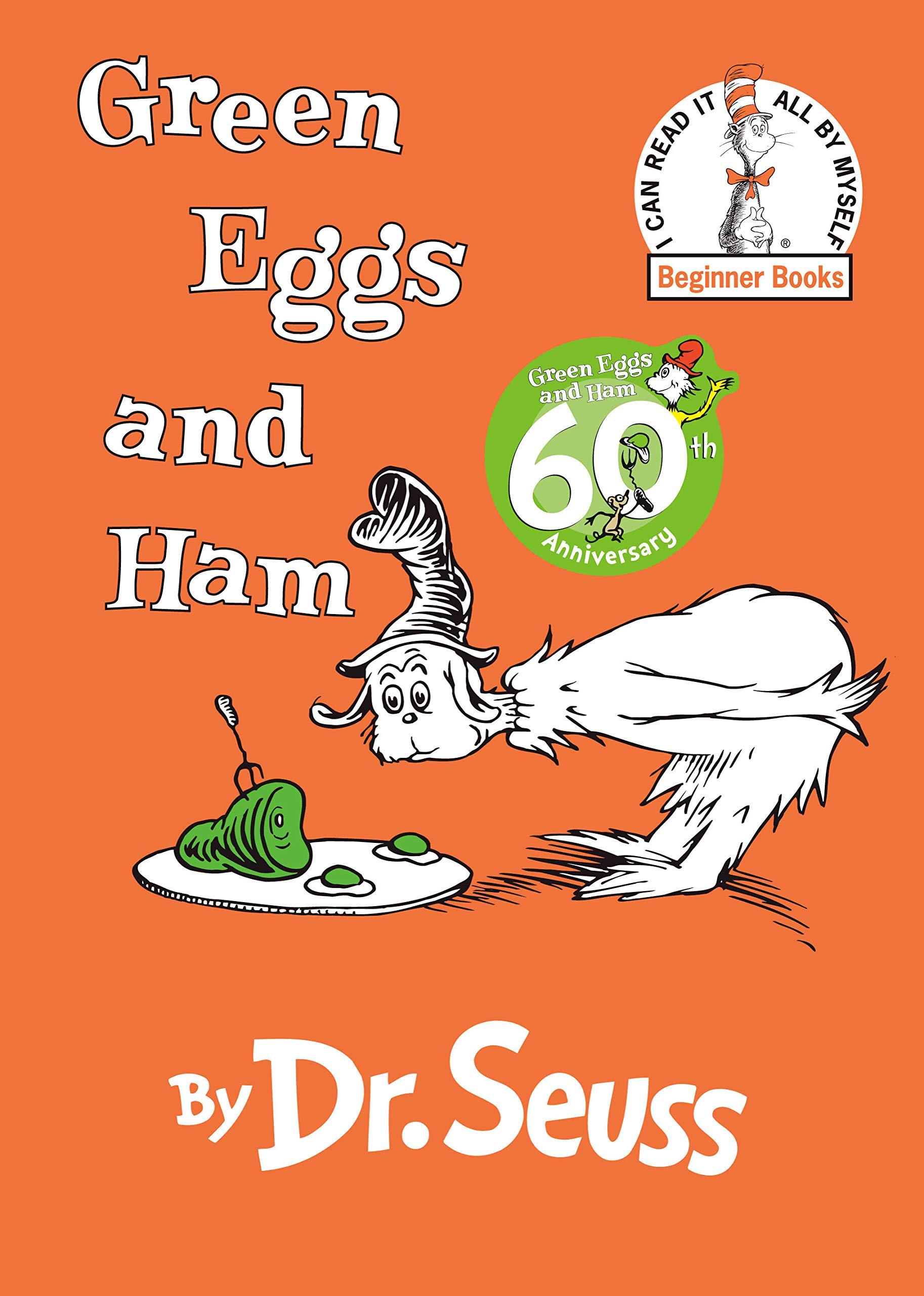 Amazon Com Green Eggs And Ham 0079808800167 Dr Seuss Books