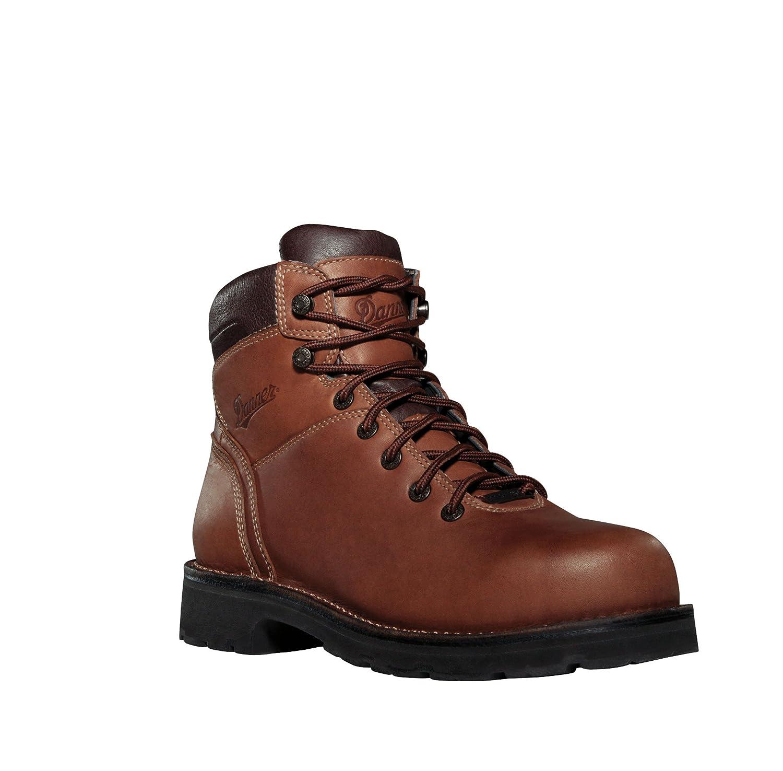 66ed9894a02 Amazon.com | Danner Men's Workman 16001 Work Boot | Industrial ...