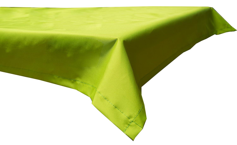 BEO tovaglie impermeabile da esterni, rettangolare, 130x 180cm, verde chiaro 4014119502641