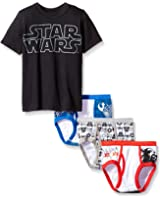 Star Wars Boys' Star Wars Underwear and Tank Set