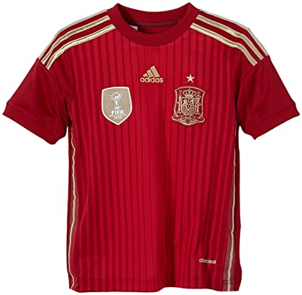 Buy adidas Spain Home Kid s Jersey 048994695