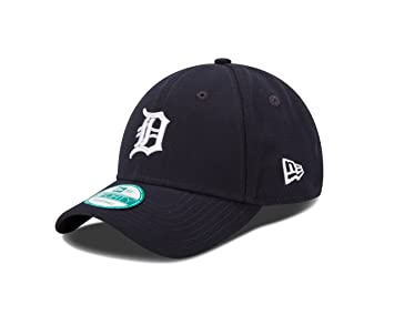 New Era MLB Youth The League Detroit Tigers 9Forty Adjustable Cap ... ae739d4c282a