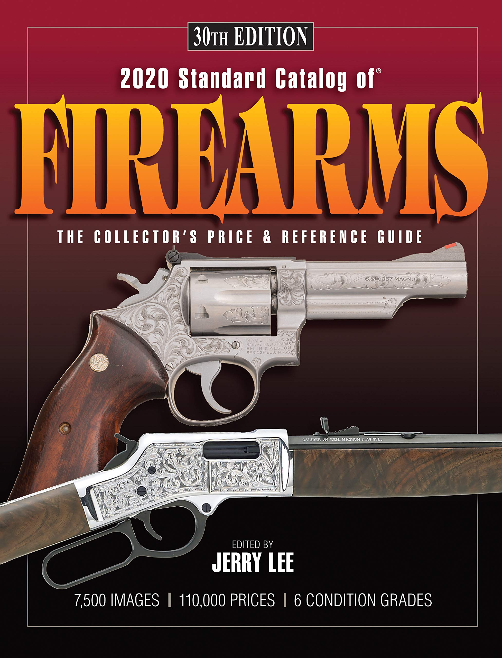 2020 Standard Catalog of Firearms: Jerry Lee: 9781946267917
