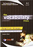 The Vocabulary Files - English Usage - Student's Book - Pre-Intermediate A2