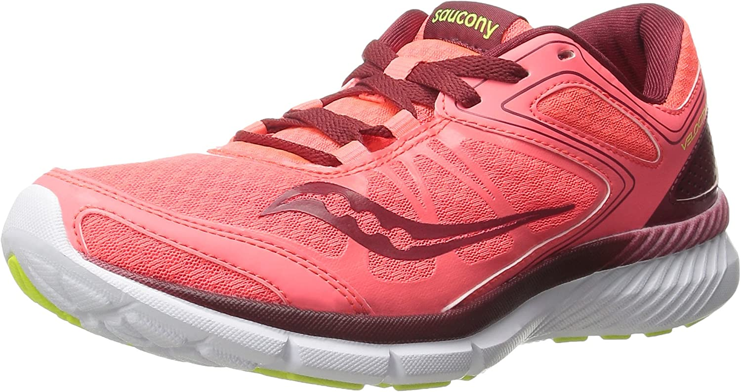 Saucony Women s Grid Velocity Road Running Shoe