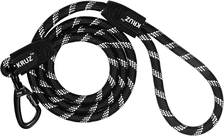 Kruz PET Reflective Rope Leash
