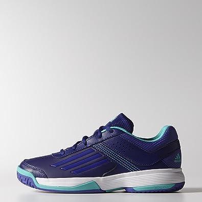 uk availability f8e3a cbb46 adidas Indoor Counterblast 3 K – Sport, Couleur Violet et Bleu, Violet