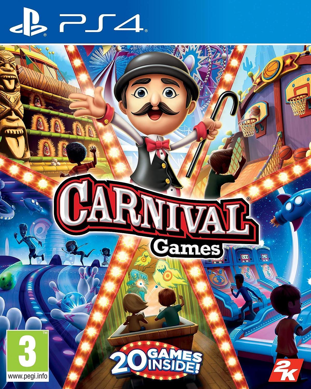 Carnival Games - PlayStation 4 [Importación inglesa]: Amazon.es: Videojuegos