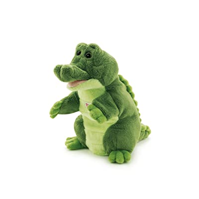 "Crocodile Puppet 9"" by Trudi : Hand Puppets : Baby"