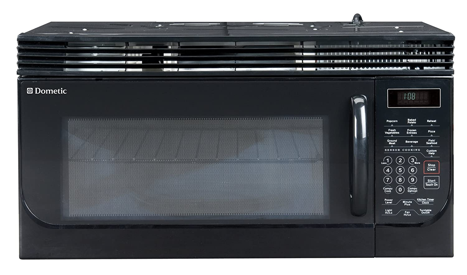Amazon.com: Dometic (DOTR16B) horno microondas.: Automotive