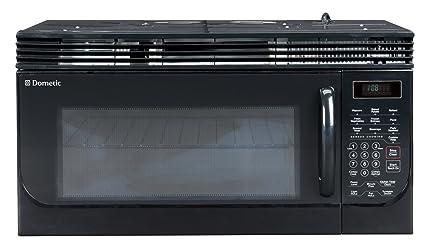 amazon com dometic dotr16b black microwave oven automotive rh amazon com dometic convection microwave oven dometic convection microwave user manual