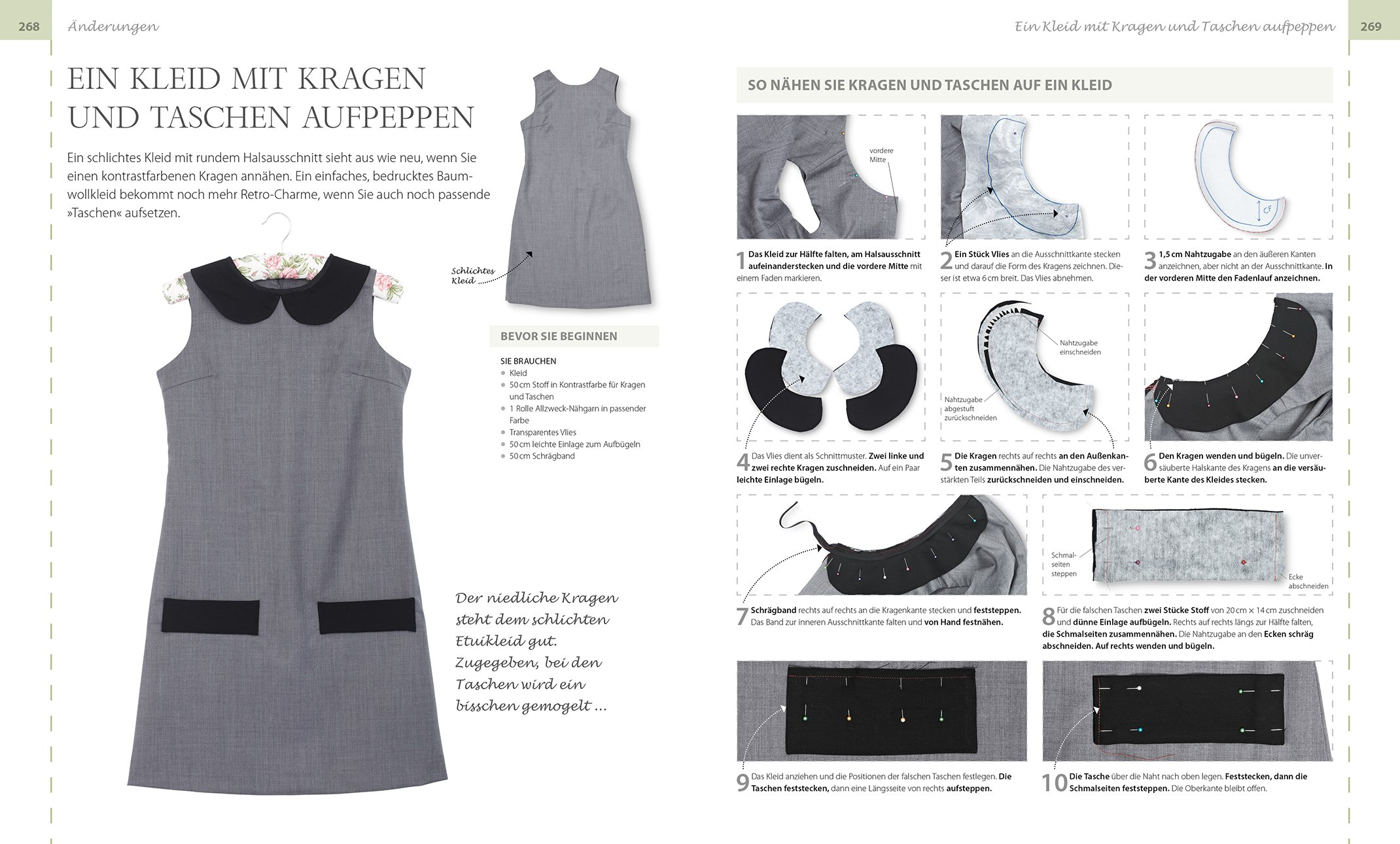 Maßgeschneidert: Schritt für Schritt zur selbst genähten Garderobe ...