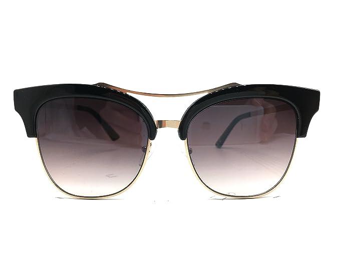43cb20381d13 Gafas de sol gentle gm TELL M pd4 estilo oversize ojo gato doble puente con  barra