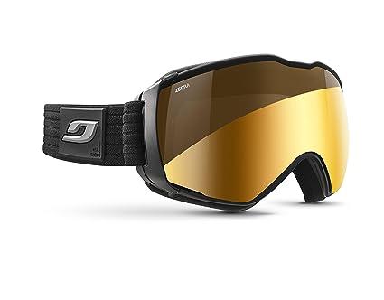 b5a75c2aac47b1 Julbo Aerospace Photochromic Snow Goggles Ultra Venting Superflow  Technology No Fogging - Zebra - Black