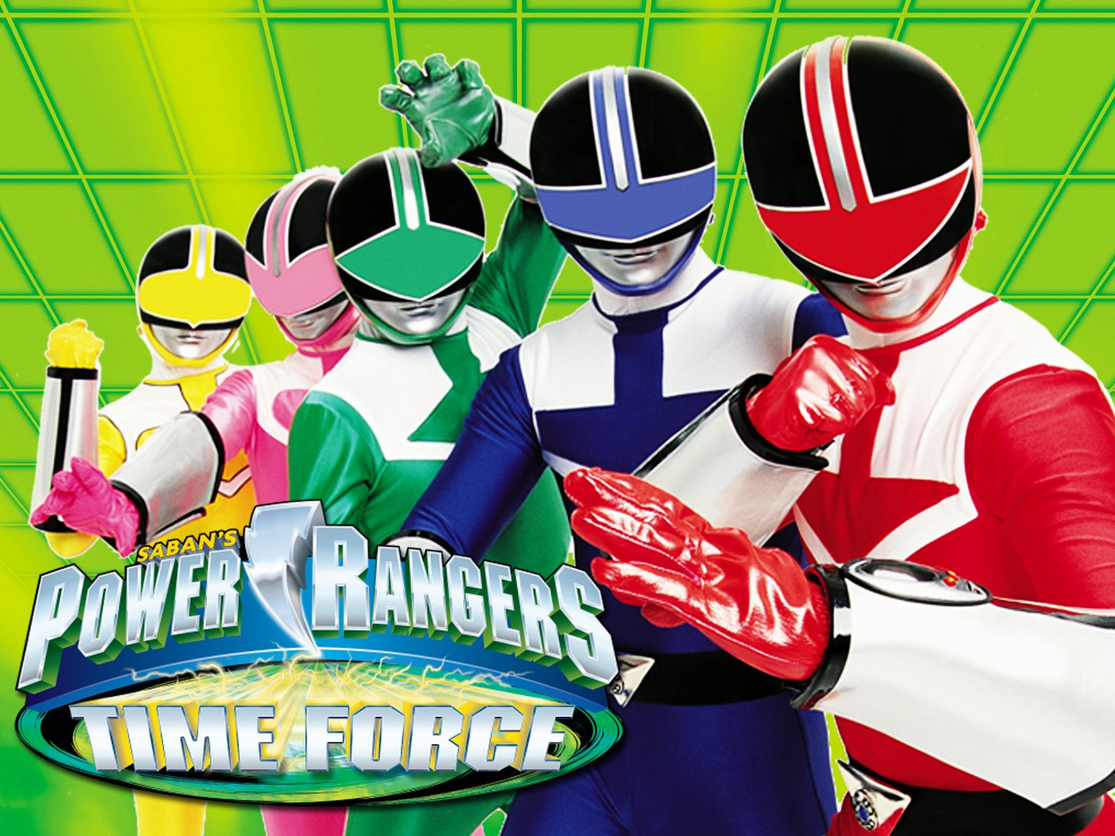 Amazon.com: Power Rangers Time Force Season 1: Jason Faunt;Michael Copon;Deborah Estelle Phillips, Haim Saban & Toei Company LTD
