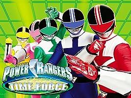 Power Rangers Time Force Season 1
