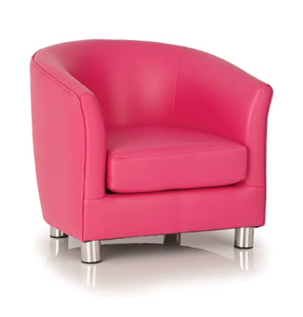 childrens tub chairs kiddietubbies pink infant amazon co uk