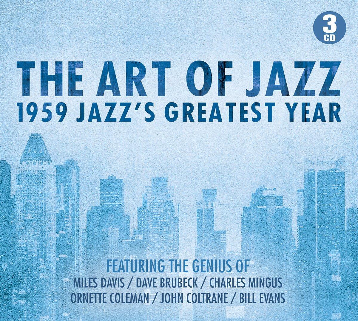5060442750401 The Art Of Jazz - Various