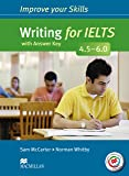 Improve Your Skills Writing for IELTS 4 5-6 0 Student's Book with Key & MPO Pk