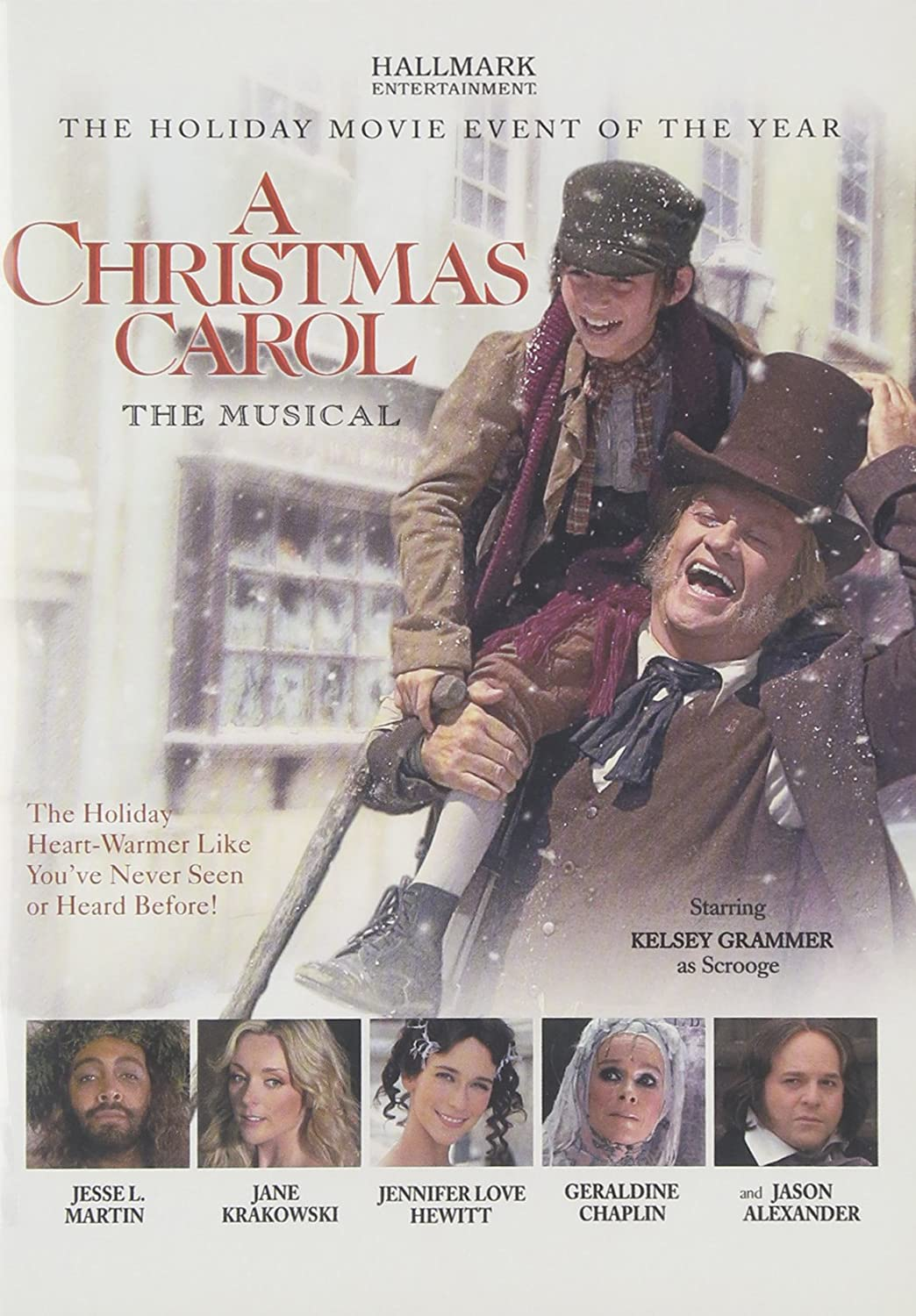 Amazon.com: Christmas Carol, A: Kelsey Grammer: Movies & TV