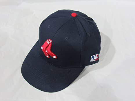 Amazon.com   2013 Adult FLAT BRIM Boston Red Sox Alternate Navy Blue ... b142ad780a1b