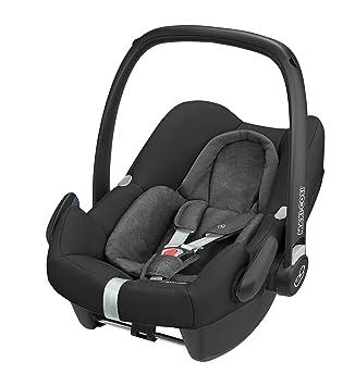 Maxi Cosi Autostoel Rock Nomad Black - Zwart: Amazon.es: Bebé