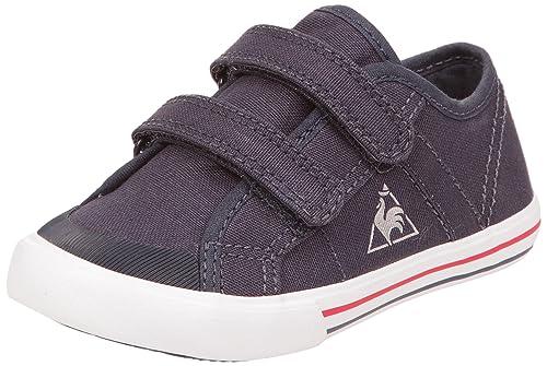 6e0b0e7b864 Le Coq Sportif Saint Malo Inf Strap 1221334 - Zapatillas de Tela para  niños