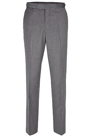 Wilvorst - Pantalón de Traje - para Hombre: Amazon.es: Ropa ...