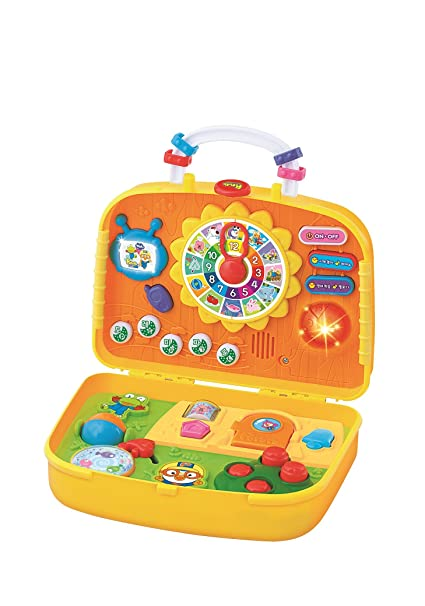 1aba8822165 Amazon.com  Pororo EQ IQ UP! Magic Smart Bag  Toys   Games