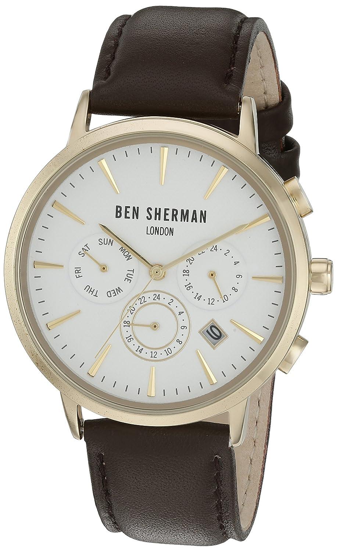 Ben Sherman Herren-Armbanduhr Analog Quarz WB028BRG