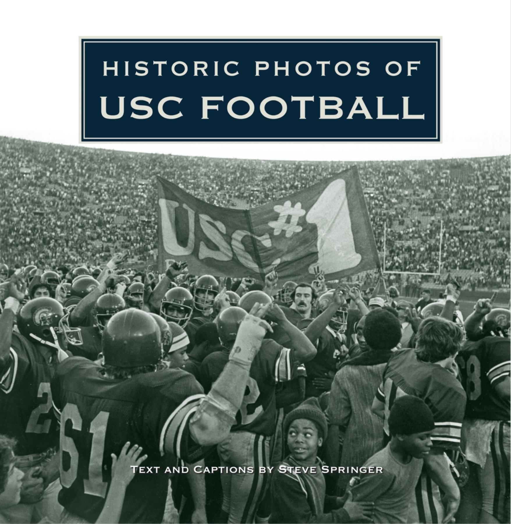 Read Online Historic Photos of USC Football pdf epub