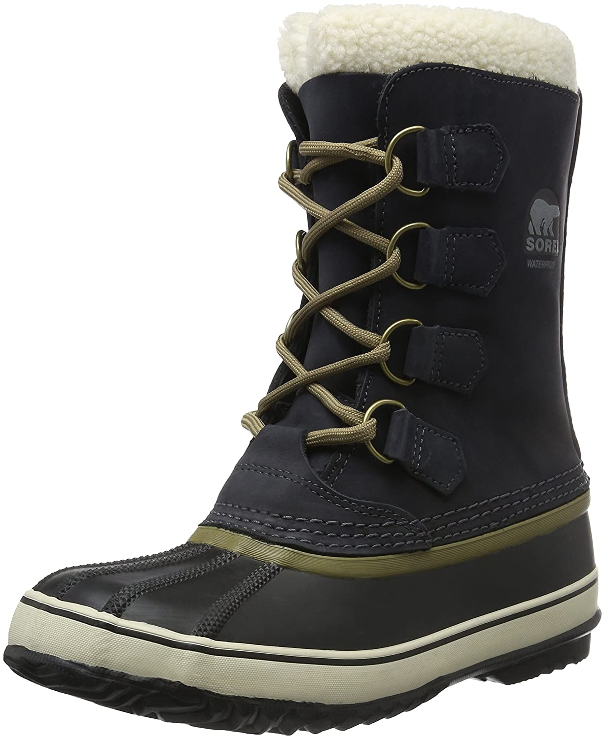 Amazon | Sorel Women's 1964 Pac 2 Waterproof Winter Boot | Snow Boots