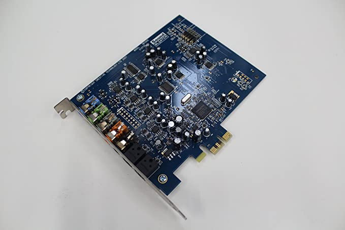 Amazon.com: HP 5189 – 0413 Creative SB1040 tarjeta de sonido ...