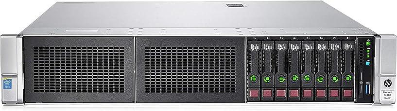 HP ProLiant DL380 G9 2U Rack Server - 1 x Intel Xeon E5-2620 v4 Octa-core (8 Core) 2.10 GHz - 16 GB Installed DDR4 SDRAM (Certified Refurbished)