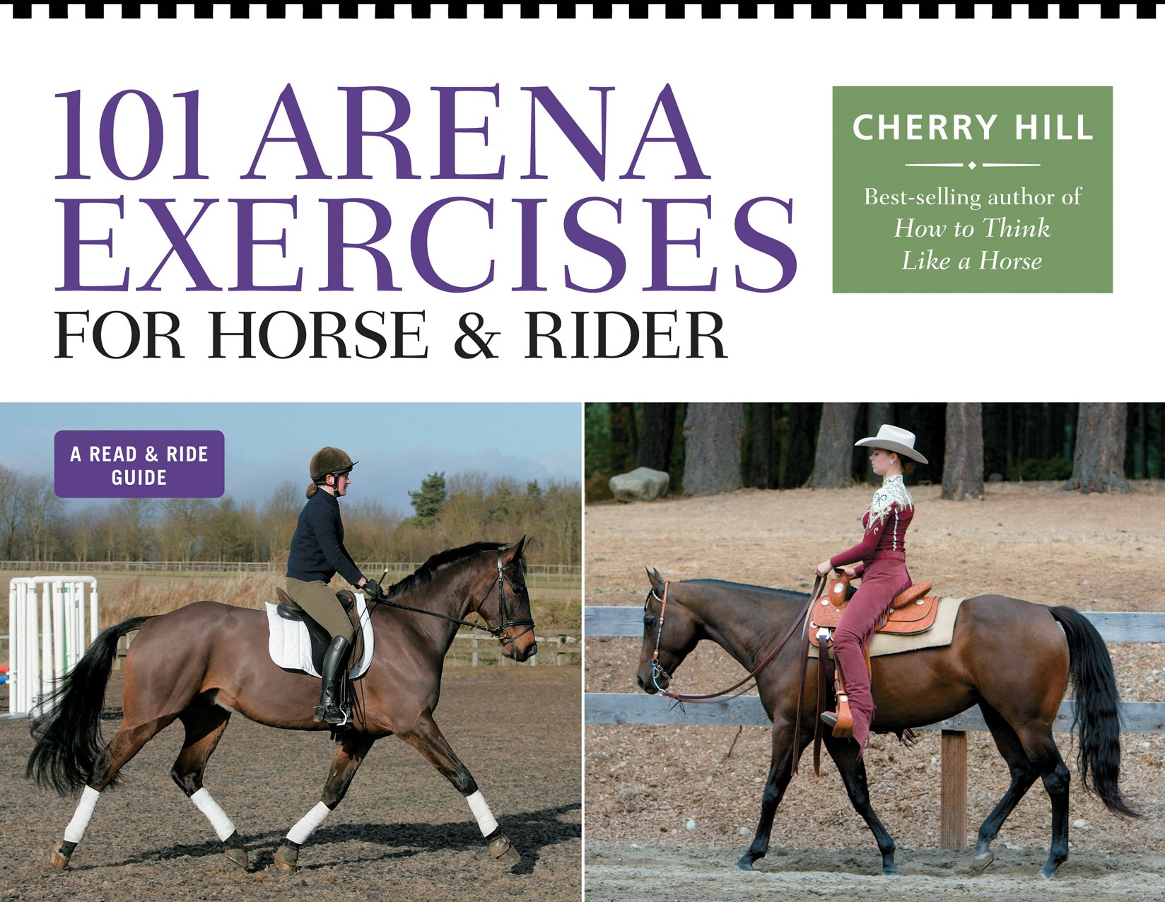 101 Arena Exercises for Horse & Rider (Read & Ride): Cherry Hill, Carla  Wennberg: 0037038003161: Amazon.com: Books