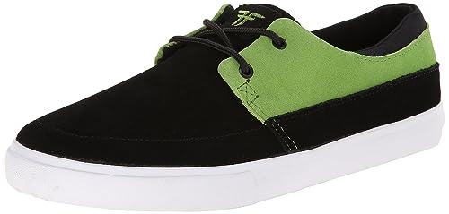 Fallen Roach Negro/Verde Skate Deathwish Dickson Signature Skate Negro/Verde Zapatos Sz 6d070e