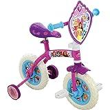 Disney Princess M14385 10-Inch 2-in-1 Training Bike