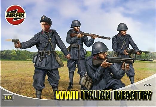 8 opinioni per Airfix A01757- Fanteria italiana [Importato da Germania]