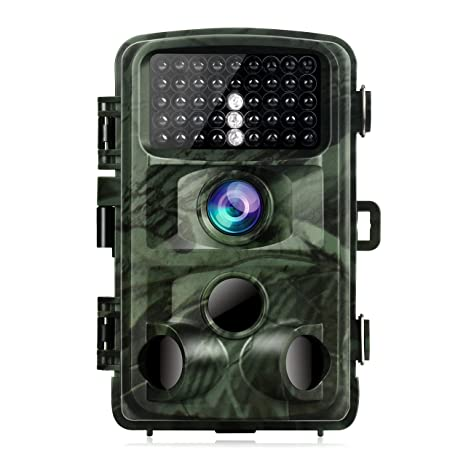Review TOGUARD Trail Camera 14MP