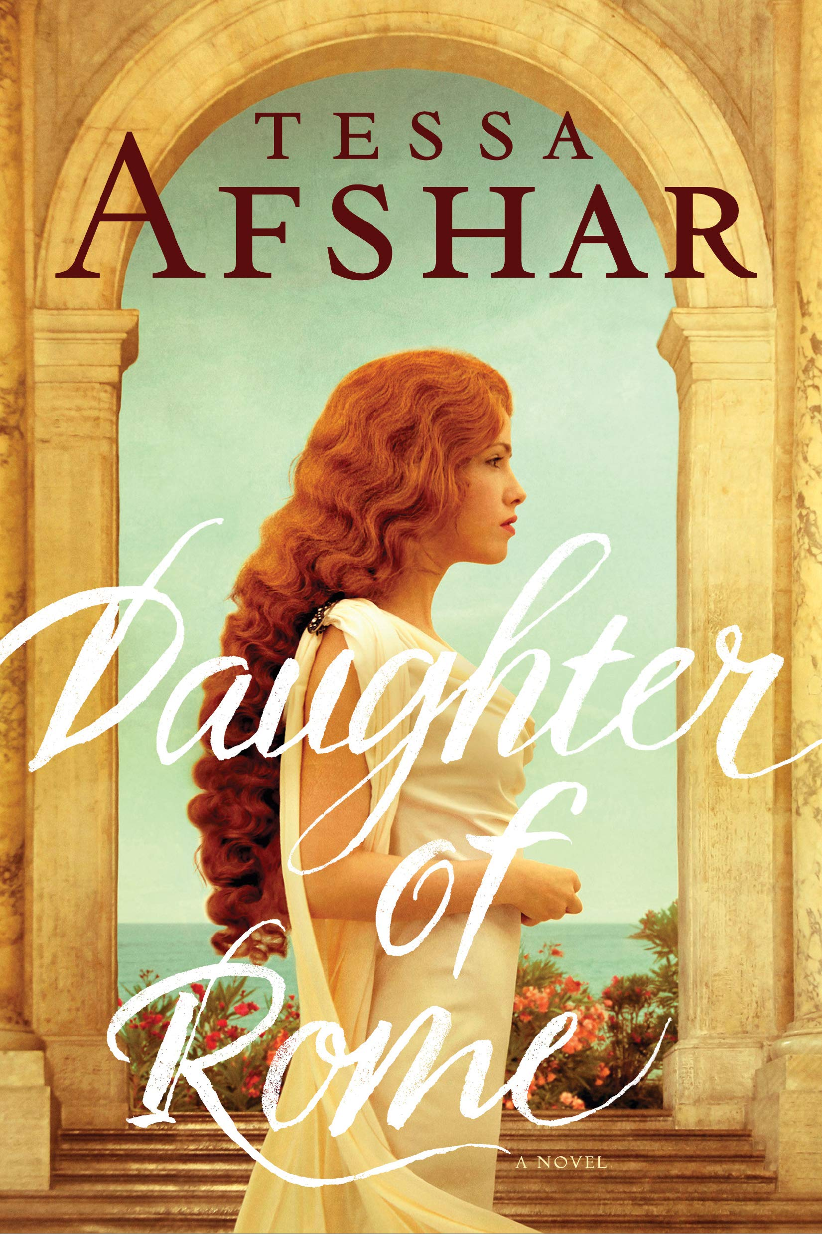 Image result for daughter of rome by tessa afshar
