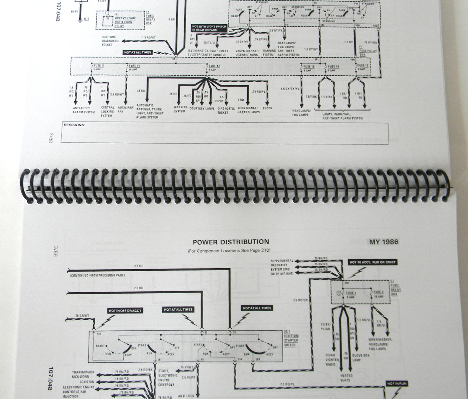 82 380sl Wiring Diagram