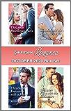 Harlequin Romance November 2020 Box Set