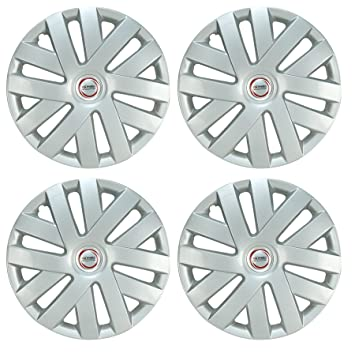 Hotwheelz OEM Wheel Cover for Volkswagen Polo 15inch 15 inch (Set of 4pc): Amazon.in: Car & Motorbike