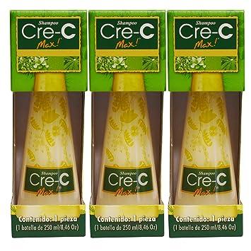 Shampoo Cre-C (3 pack) 8.45 oz