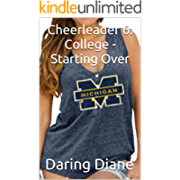 Cheerleader 6: College -Starting Over (Lee Corcoran) book cover